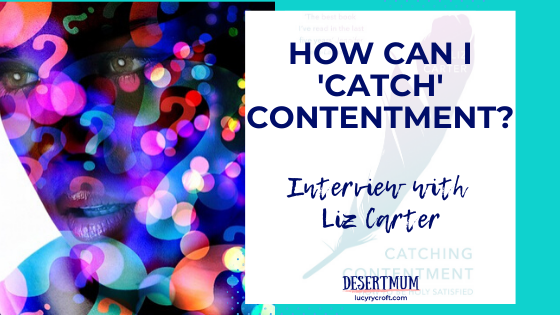 When contentment seems to be elusive, how can we learn the 'secret of being content', as St Paul put it? Liz Carter has great wisdom for us in her book Catching Contentment, and shares nuggets here.
