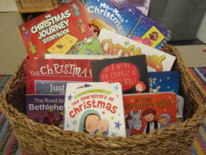 advent, christmas, toys, books, kids, children, family, faith, parenting