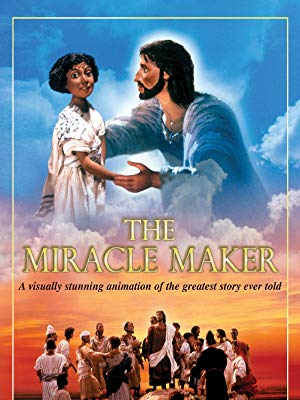 creative lent ideas for families, the miracle maker, dvd, easter story, jesus, film, movie