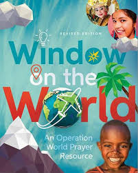 creative lent ideas for families, window on the world, operation world, prayer
