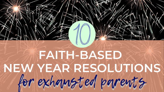 Parenthood and faith? It can be so tough to keep pursuing God through dirty nappies and sleepless nights, not to mention teenage hormones and first driving lessons! Here are 10 ideas to prioritise your faith in the new year.