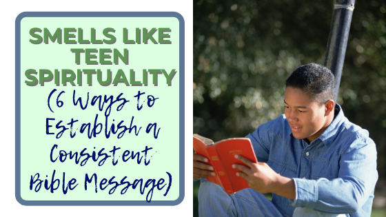 How do we parent our teens for a life of faith? Establishing a consistent Bible message they can relate to is no easy task, and there are no guarantees, but here are some ideas to help.