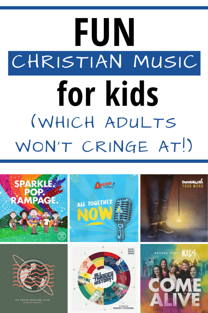 Here are six of the best worship albums around for families. If you're looking for Christian music for kids and adults to enjoy together, this is it.