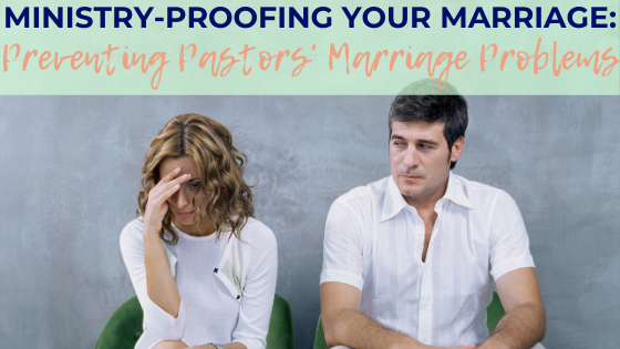 Pastors' marriage problems are sadly all too common: the demands the full-time ministry can put on a couple are immense. Read the story of how a ministry marriage heading towards divorce was reconciled and made joyful once again.