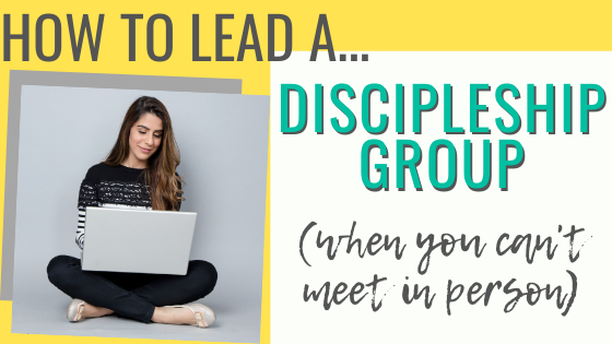 How do you lead a small group online, when you're used to meeting in person? This article deals with every aspect of virtual groups, from choosing a platform to reassuring members.